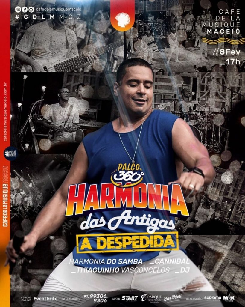 Harmonia das Antigas